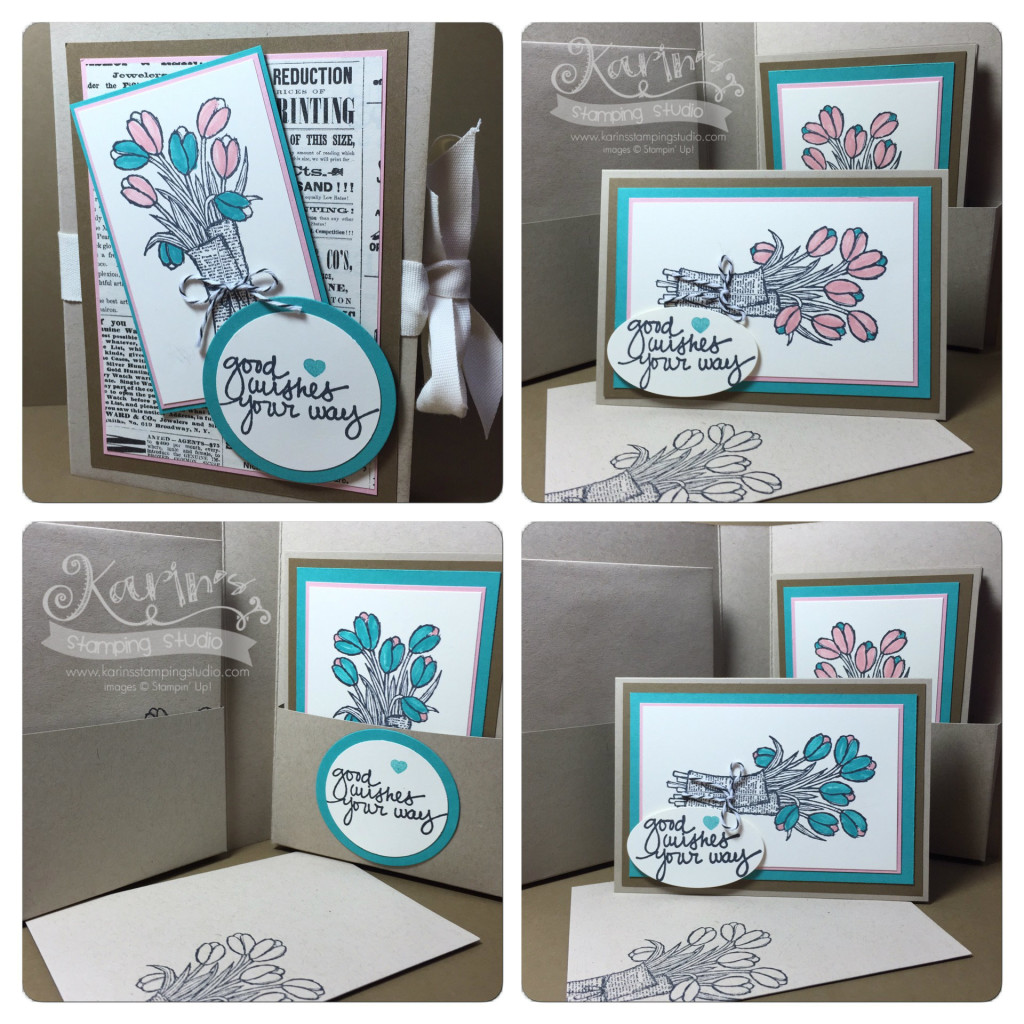 Good Wishes March April 2015 Kit