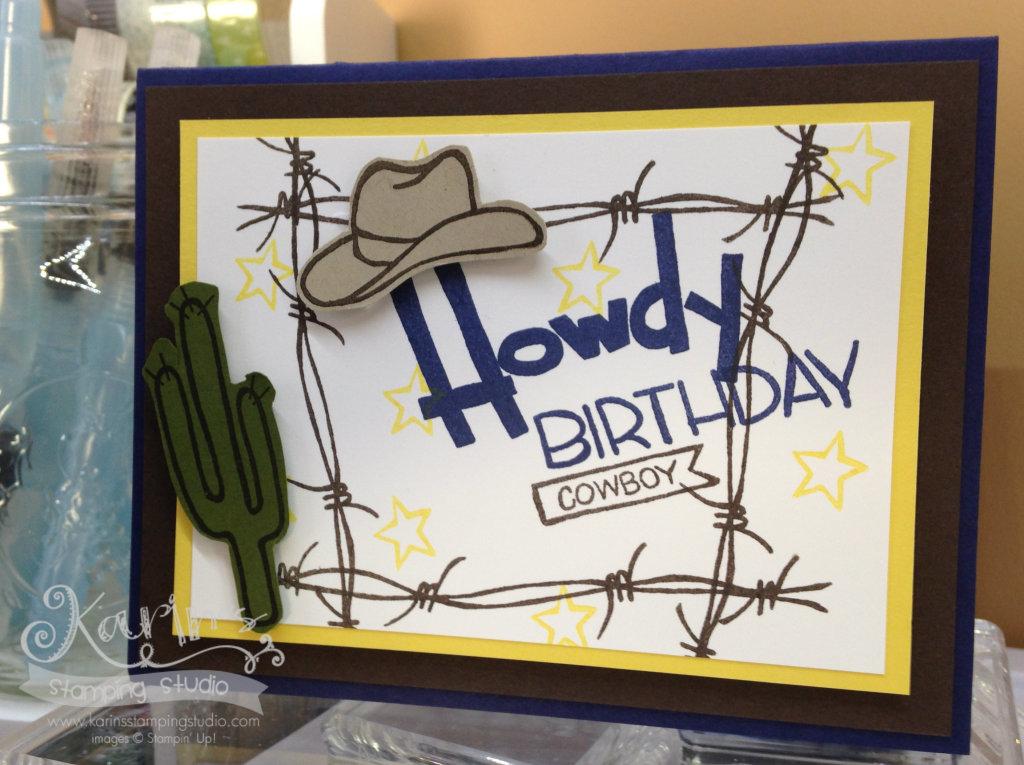 Gary's B'day Card